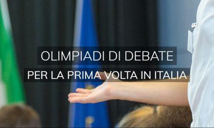 Chi meglio dibatte, a Roma combatte