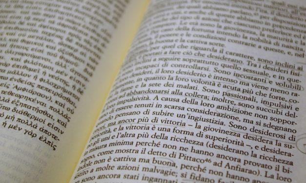La Generazione X e i baby boomers secondo Aristotele