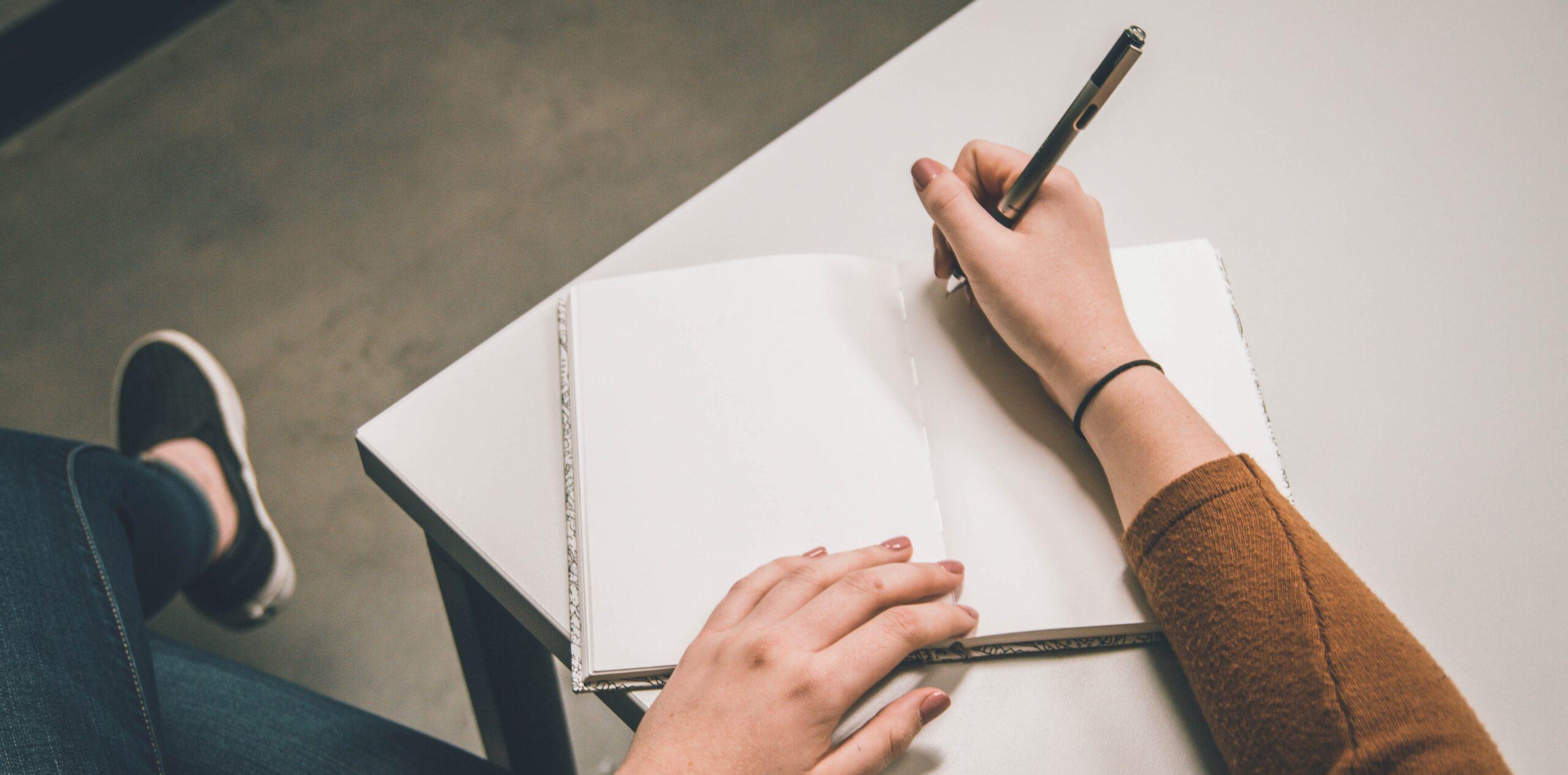 gli effetti della scrittura espressiva