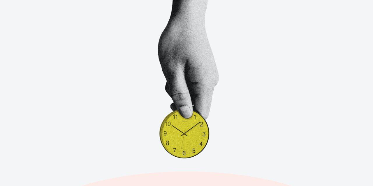 La matematica del tempo: come avere giorni da 26 ore